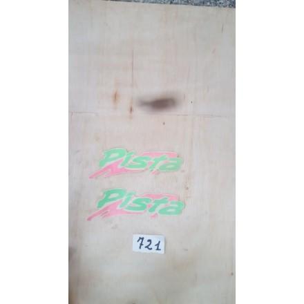 SERIE ADESIVI ITALJET PISTA