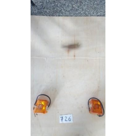 FRECCE ANT. (CP) COMPLETE PEUGEOT METROPOLIS