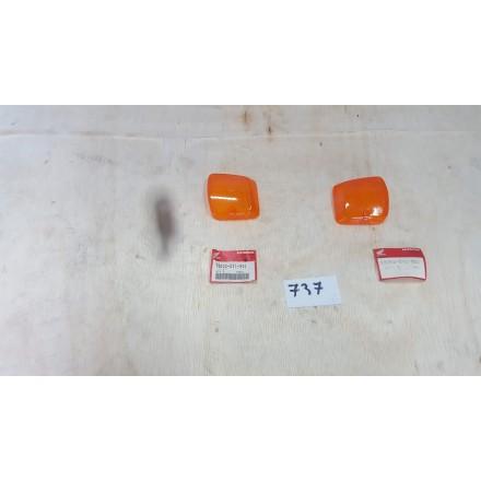 PLASTICHE FRECCE POST. (CP) HONDA VISION 50