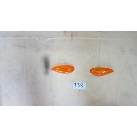 PLASTICHE FRECCE POST. (CP) PIAGGIO NRG 50 MC2