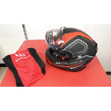 CASCO INTEGRALE THUNDER 3 SV TRACE